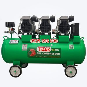 Máy nén khí không dầu siêu nhanh Tank TAK-110KD
