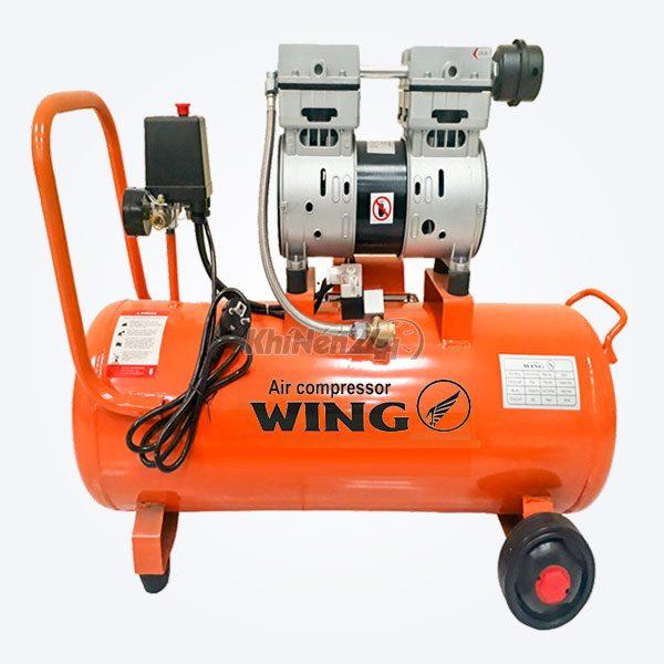 Máy nén khí không dầu giảm âm Wing TW-OF750-35L